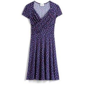 Stitch Fix Leota Lula Jersey Polka Dot Dress